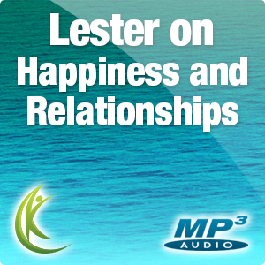 Lester on Happiness and Relationships