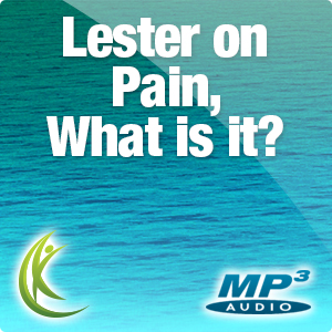 Lester on Pain, What is it?